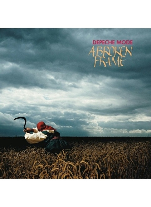 Sony Music Depeche Mode-A Broken Frame Renkli
